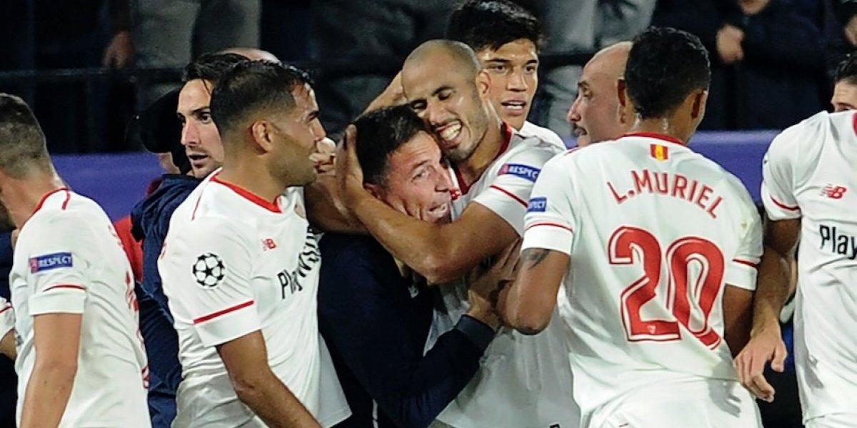 El mundo del futbol muestra su apoyo a DT del Sevilla por su grave enfermedad