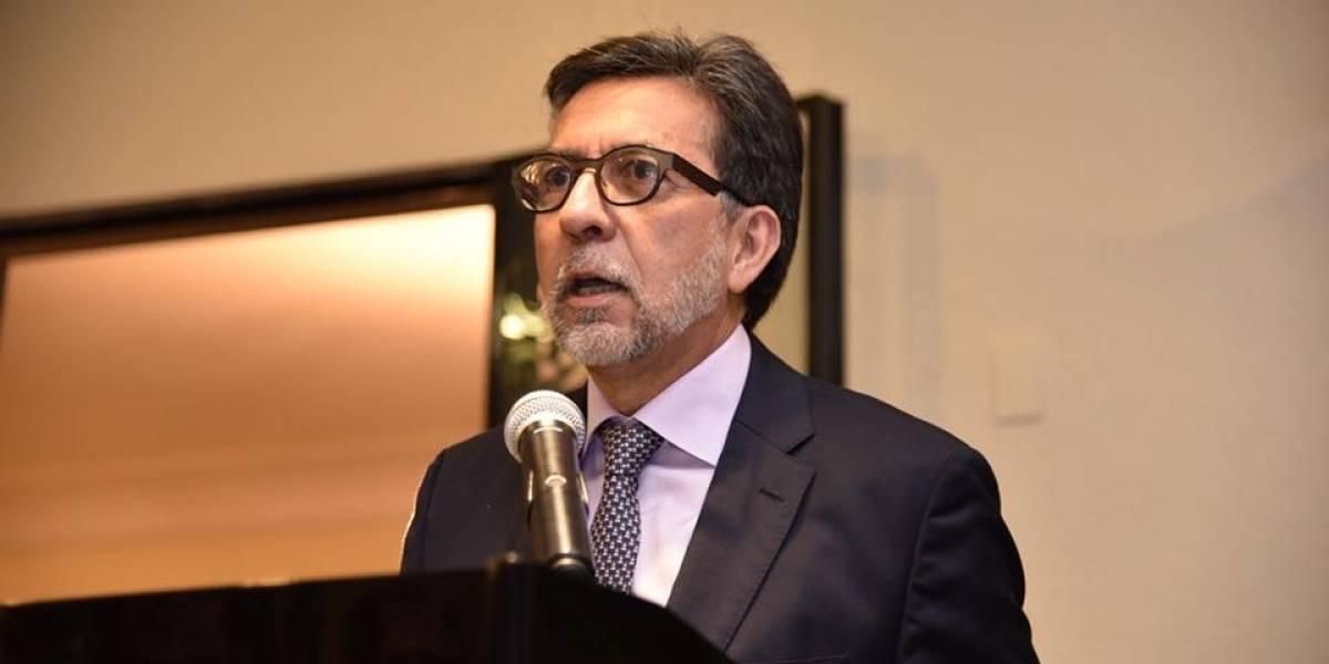 Embajador de EE. UU. habla de su relación con el presidente Jimmy Morales