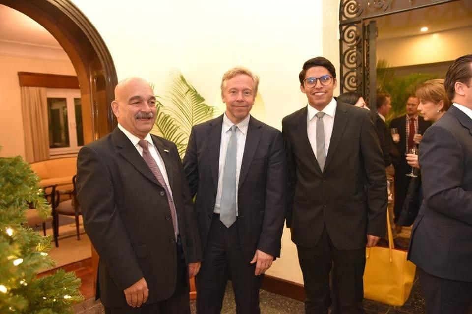 Foto: Embajada de EE. UU.