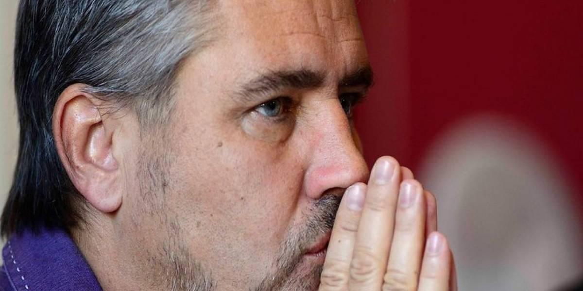 """""""Chao sinvergüenza de mier..."""": hijo del """"Choro"""" Soria destroza a Fulvio Rossi en pleno despacho televisivo"""