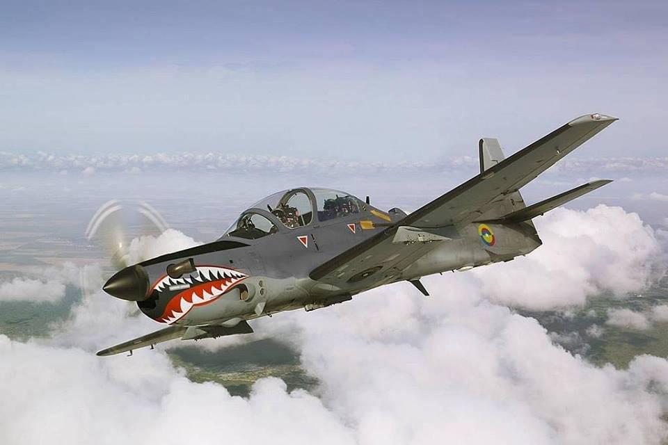 Foto: Facebook Fuerza Aérea Guatemalteca
