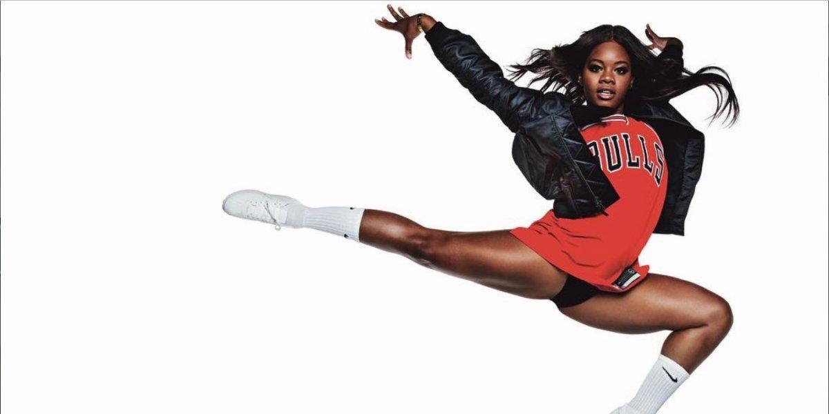 Famosa gimnasta Gabby Douglas, que inspiró una película, hace fuerte confesión