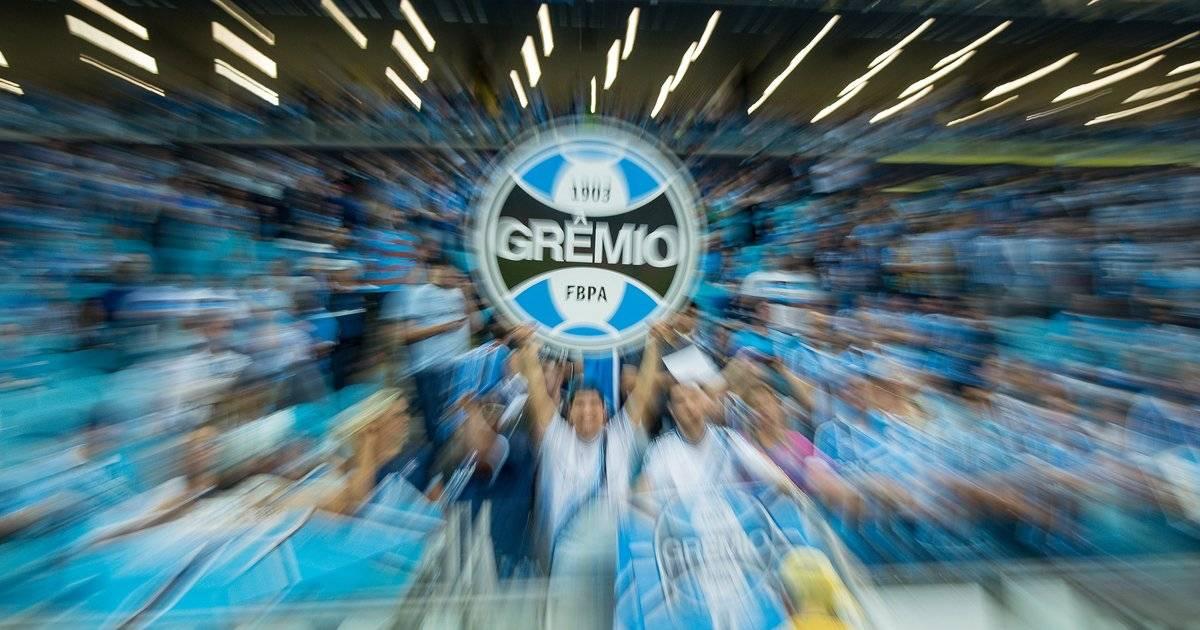Torcida fez a festa Lucas Uebel/Grêmio