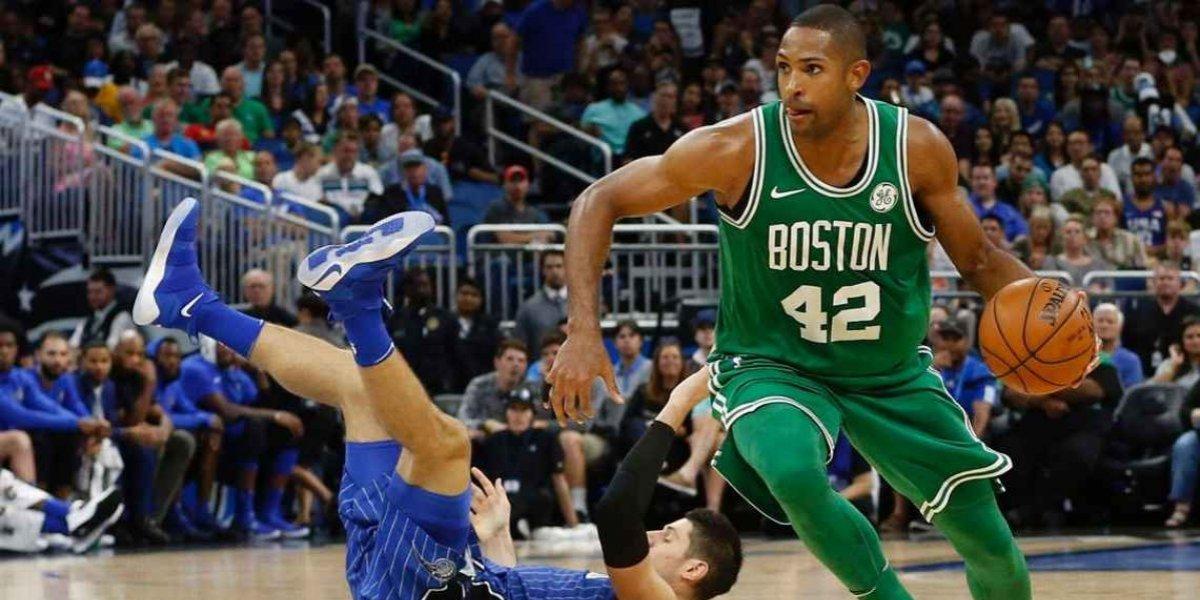 Horford se sacrifica por el bien de Celtics