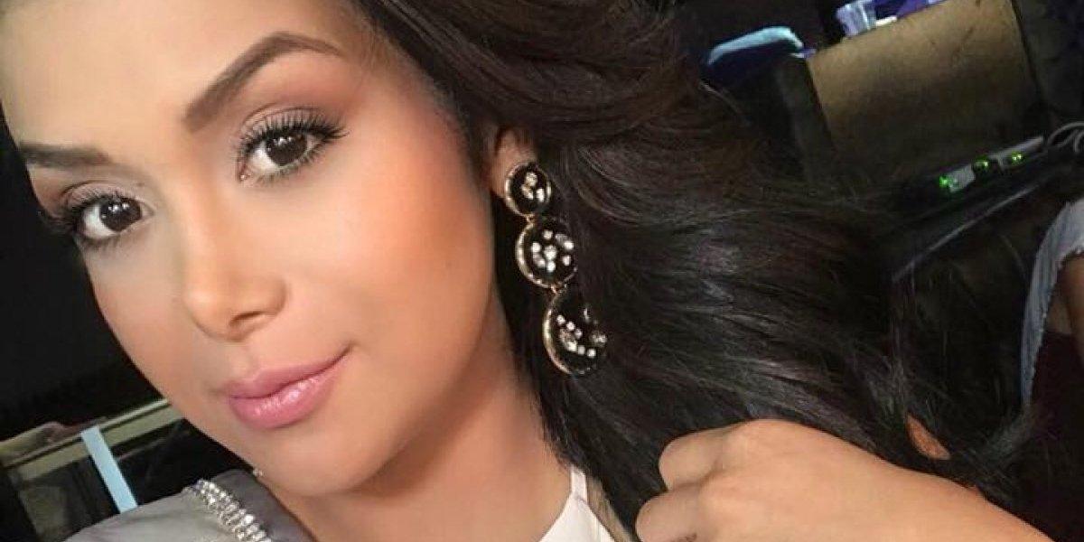 Isel Suñiga impacta en la preliminar de traje de baño para Miss Universo 2017