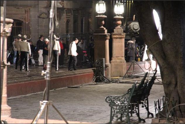 Luis Miguel alborota a los habitantes de San Miguel Allende