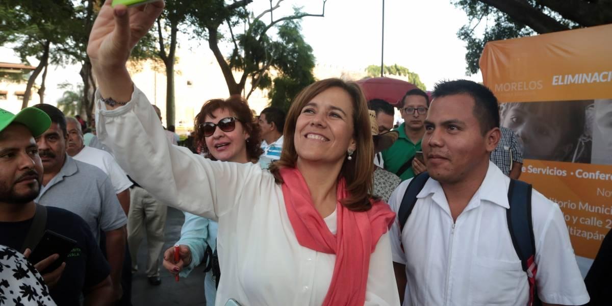 López Obrador descalifica la opinión de quienes piensan distinto a él: Zavala