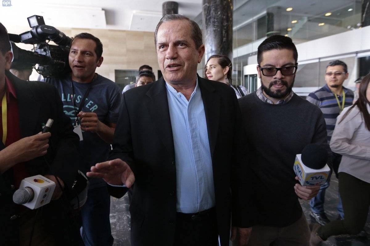 Patiño: Mejor haría Lenin Moreno si intenta llegarle a la gestión de Correa API