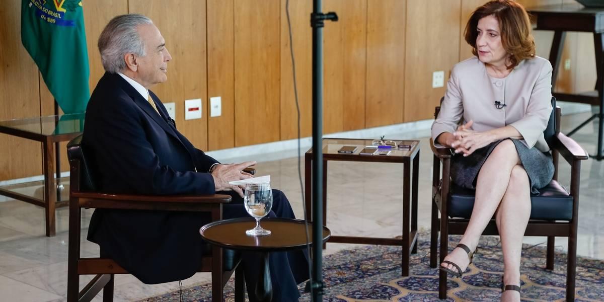 ANJ concede Prêmio Liberdade de Imprensa à jornalista Míriam Leitão