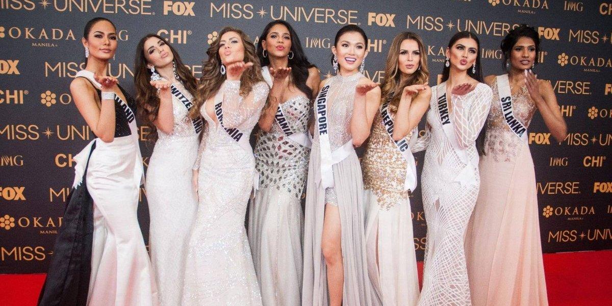 Miss Universo 2017: Candidata sufre aparatosa caída en la preliminar en traje de baño