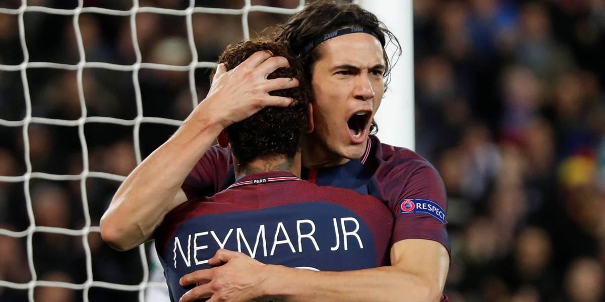 Neymar marca dois, PSG faz sete no Celtic e segue soberano na Liga dos Campeões