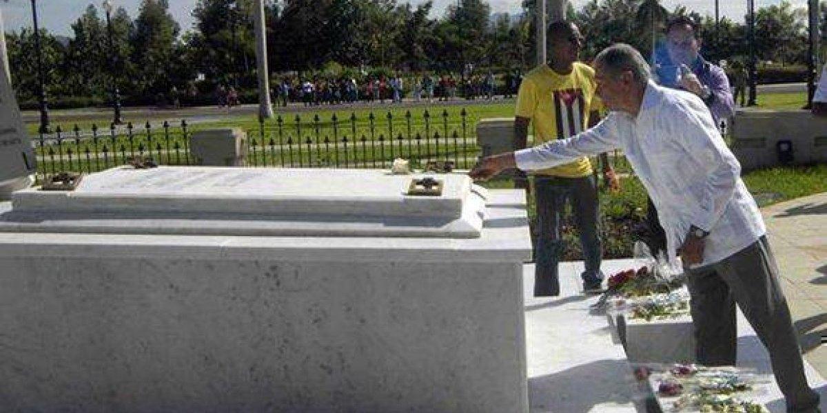 """Oscar López Rivera: """"Espero que Fidel me dé fuerzas para seguir luchando"""""""