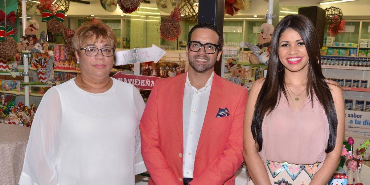 #TeVimosEn: Farmacia Carol se viste de color para recibir la Navidad