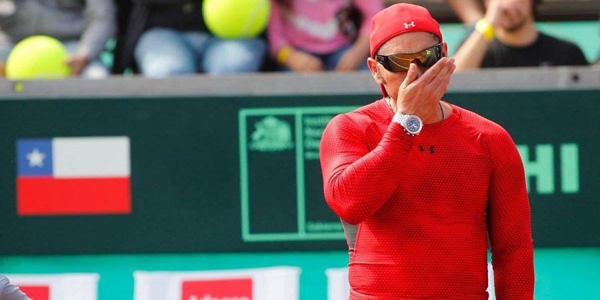 Se juega igual: Chino Ríos confirma que la exhibición ante André Agassi se disputará a fin de año
