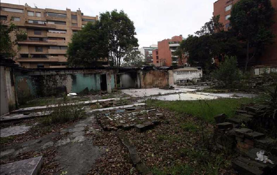 El multimillonario fraude que intentaron hacer con la Casa Gacha en el norte de Bogotá