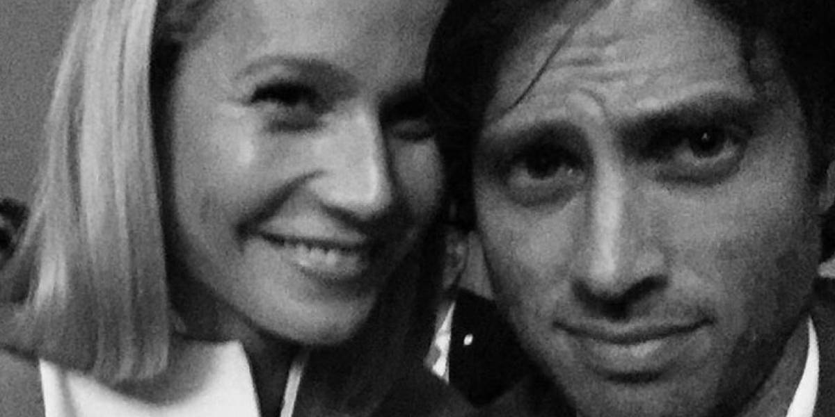 Gwyneth Paltrow está noiva do produtor Brad Falchuk, de Glee e AHS