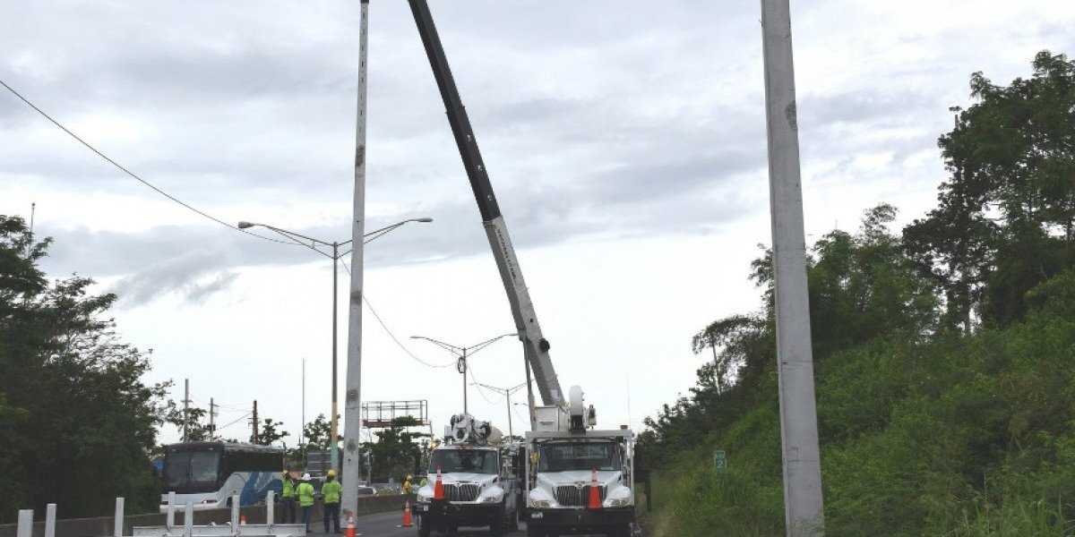 Sobre tres mil empleados trabajan en reconstrucción energética