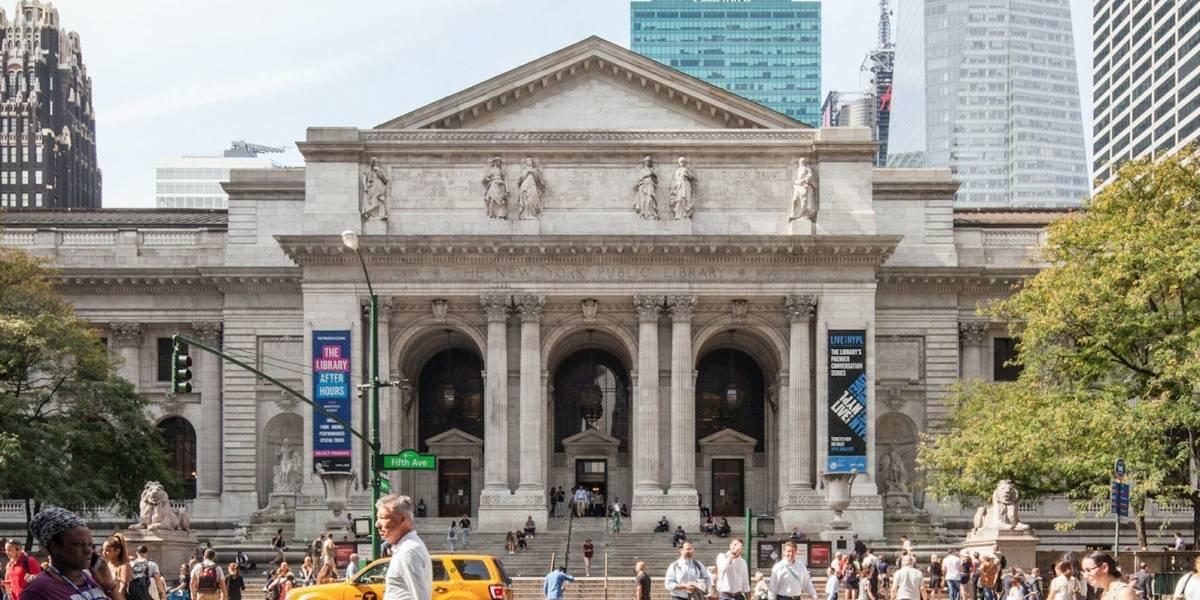 Millonaria inversión de Nueva York para renovar su biblioteca más célebre