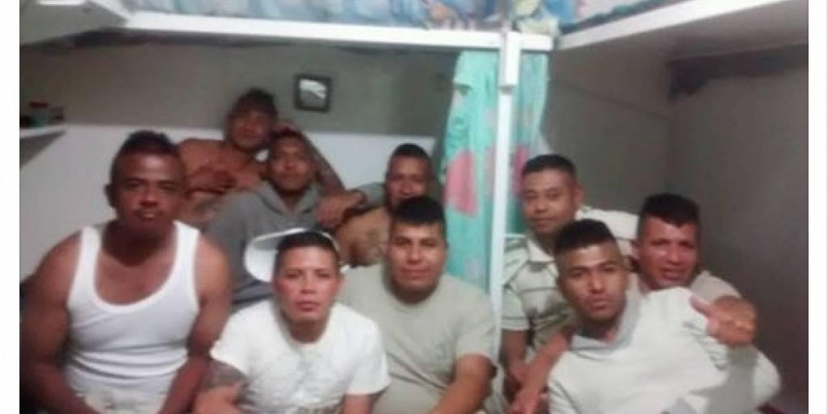 Así es la vida de un recluso desde Facebook
