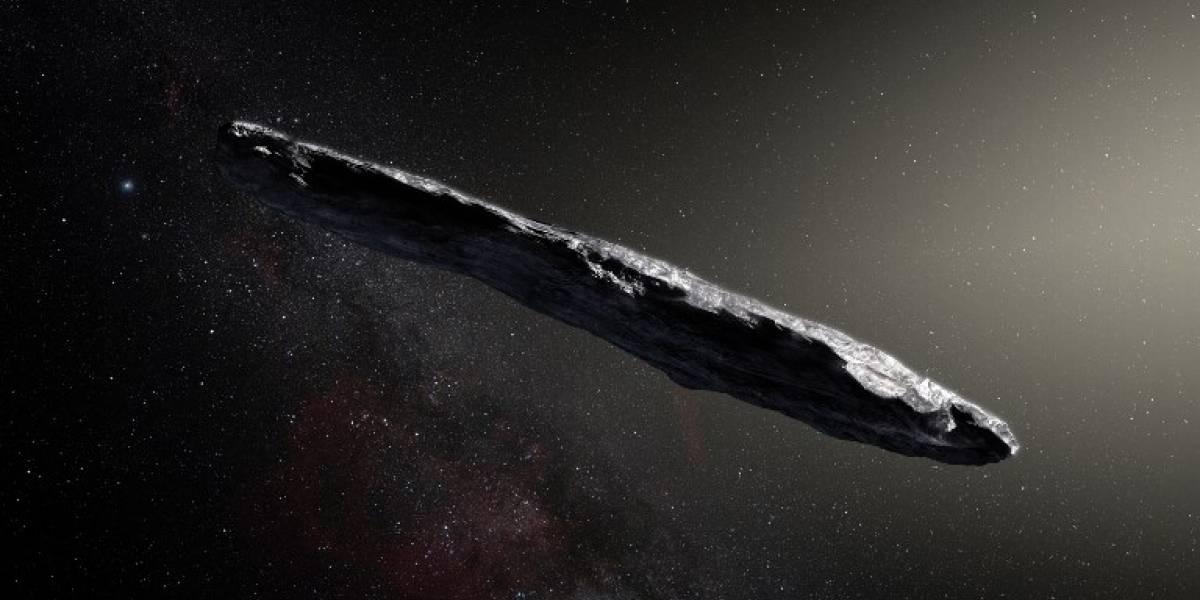"""Revelan el fascinante secreto que escondía el misterioso asteroide """"Oumuamua"""""""