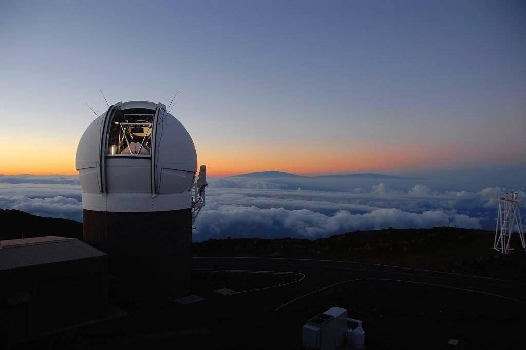 Observatorio hawaiano