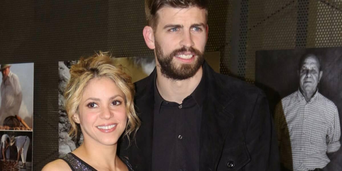 Shakira llora tras fuerte pelea con Piqué en público