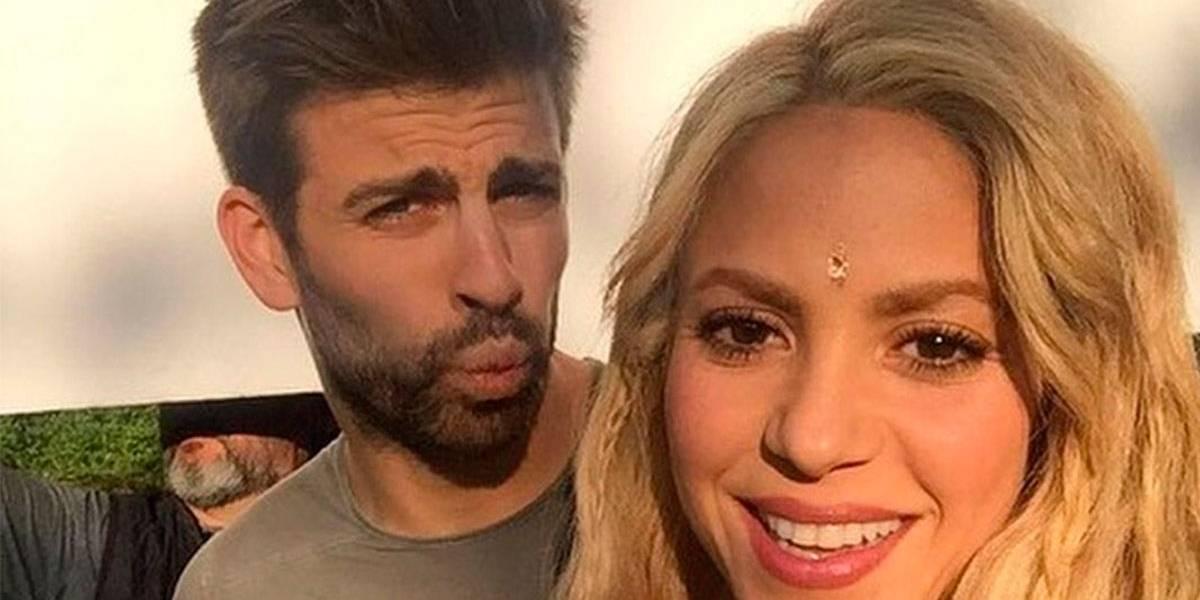 Após boatos de separação, Shakira e Piqué brigam em público