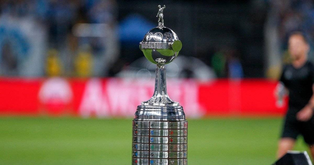 Taça da Libertadores Lucas Uebel/Grêmio