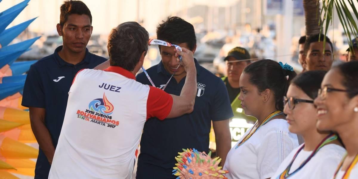 Guatemala cae un puesto en el medallero de Juegos Bolivarianos