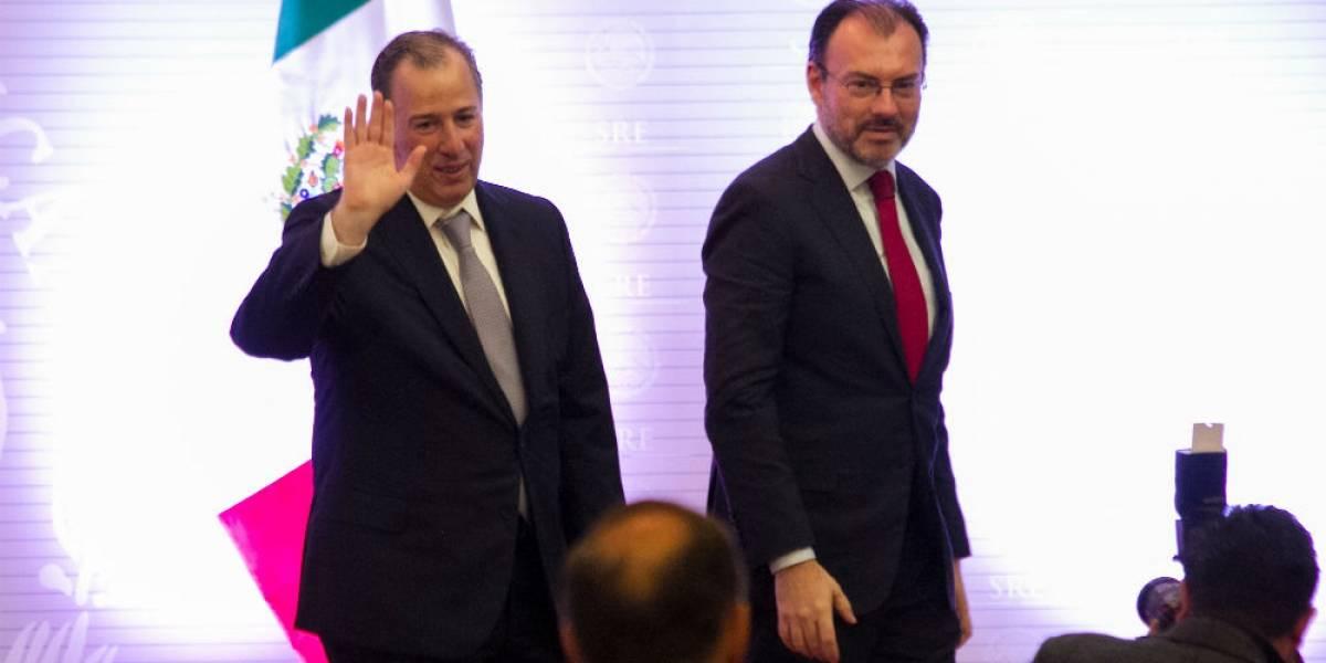 Con Meade, México tiene rumbo y claridad económica, asegura Videgaray