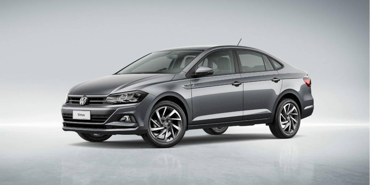 Volkswagen presenta el Virtus, su primer auto con toque latino
