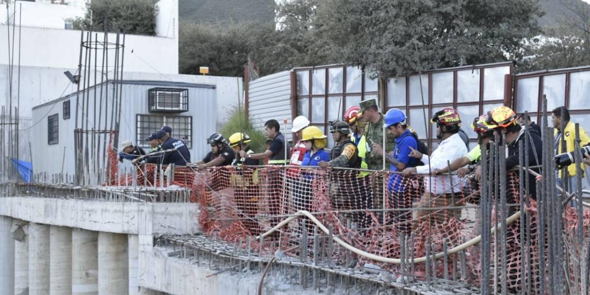Gobierno de Monterrey culpa a administración de Arellanes por derrumbe en Lázaro Cárdenas y Río Nazas