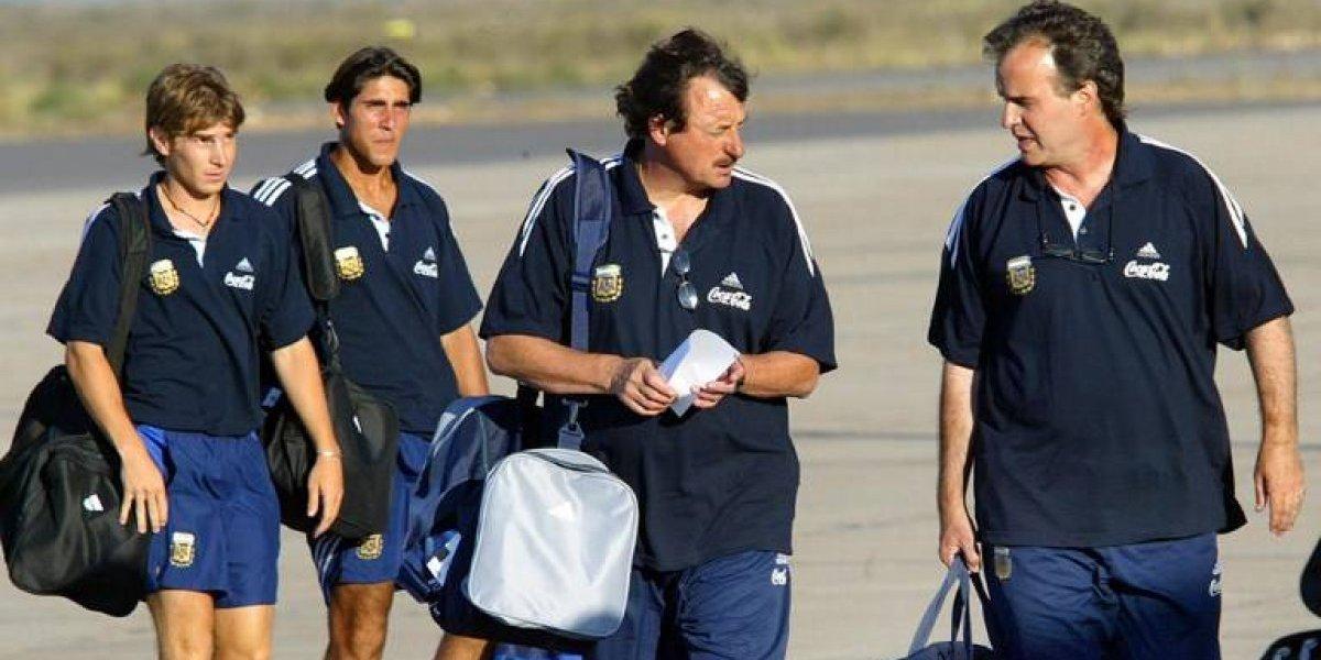El adiós de Bonini: jugadores de la Roja y ex dirigidos lloran la partida del profe