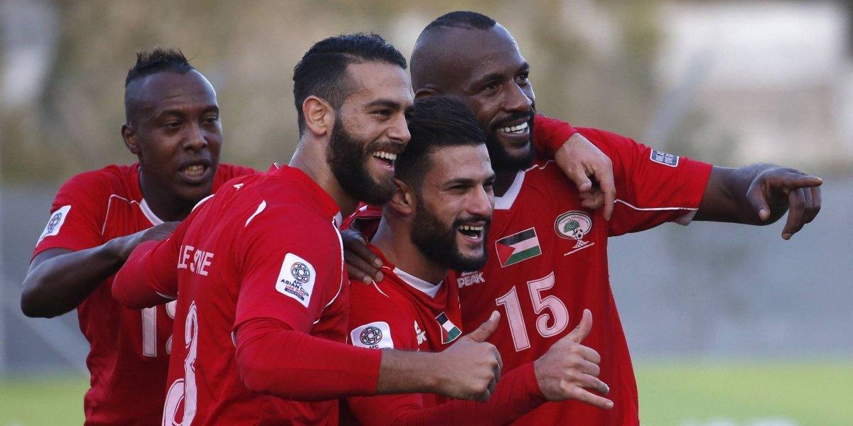 Palestina alcanza su mejor posición en el ranking FIFA y supera por primera vez a Israel