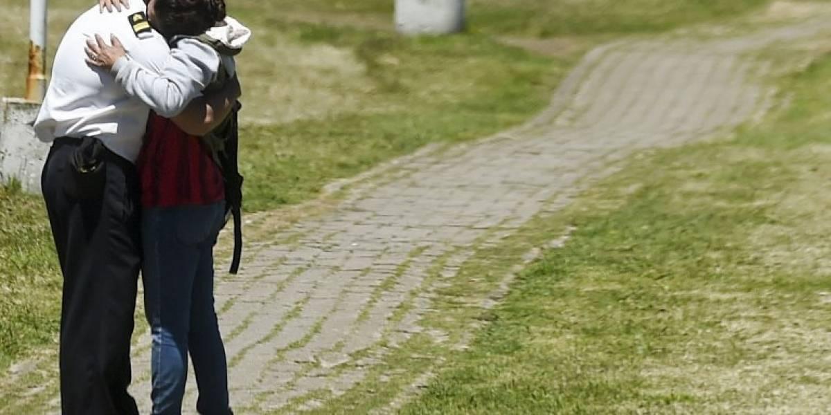 """Familiares de marinos del ARA San Juan indignados con la Armada argentina: """"Mandaron una mierda a navegar"""""""