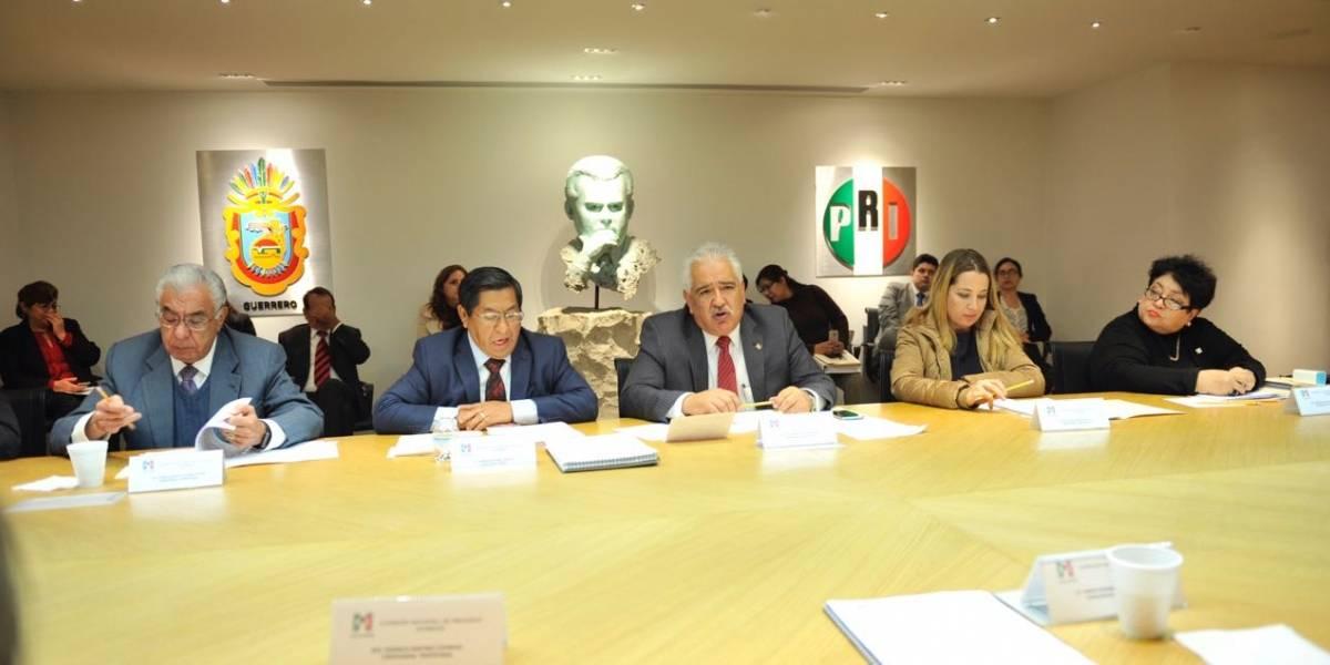 PRI define candidato presidencial el próximo 18 de febrero