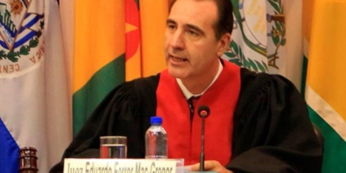 Mexicano es nombrado como nuevo presidente de la CIDH