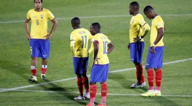 La peor Selección de Ecuador de la historia EFE