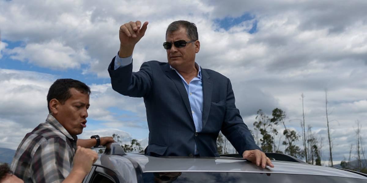 ¿Habrá protección especial para Rafael Correa?