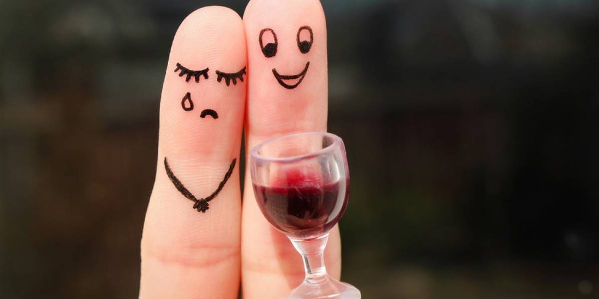 Veja qual bebida faz você se sentir sexy, emotiva ou agressiva