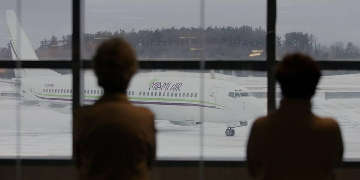 """Por qué el aeropuerto de Bangor es la """"capital"""" de los aterrizajes forzosos de los vuelos de Europa a América"""