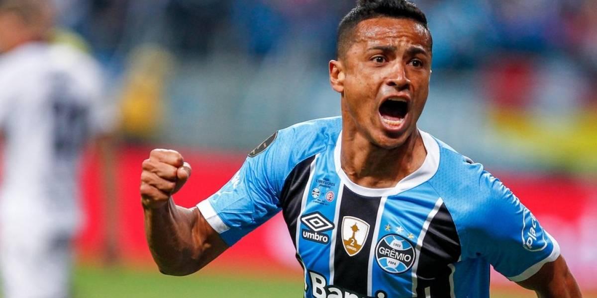 Lanús cae ante Gremio por 1-0 en el partido de ida de la final de la Copa Libertadores