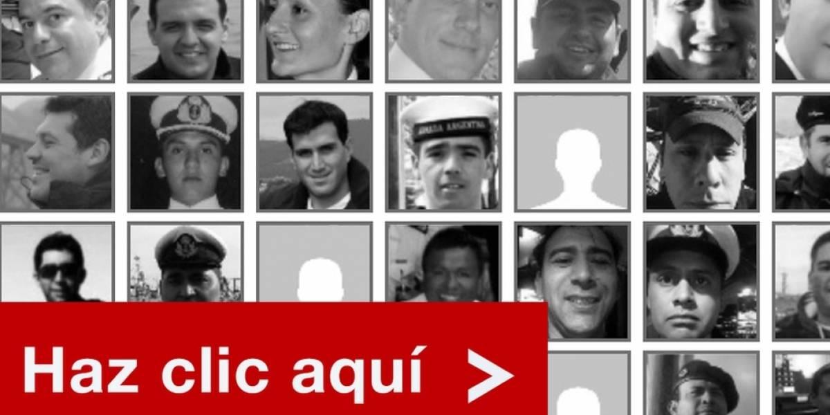 ¿Quiénes son los 44 tripulantes del submarino desaparecido en las costas de Argentina?