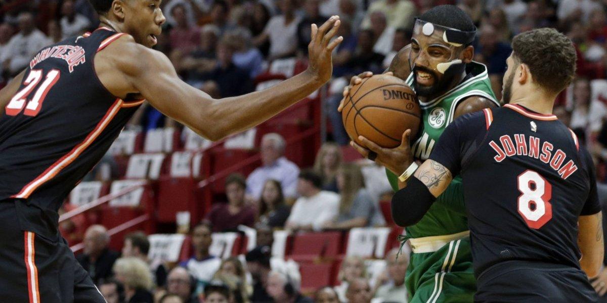 Heat corta racha de 16 triunfos consecutivos de Celtics