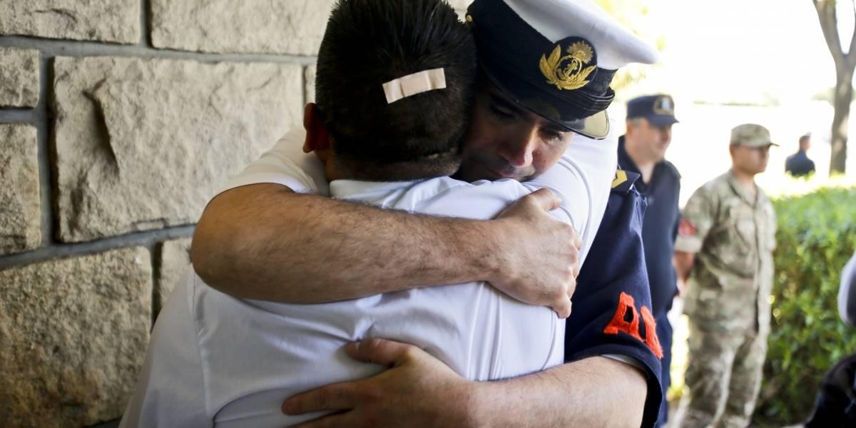 Destino del ARA San Juan aún es incierto; familiares pierden esperanza