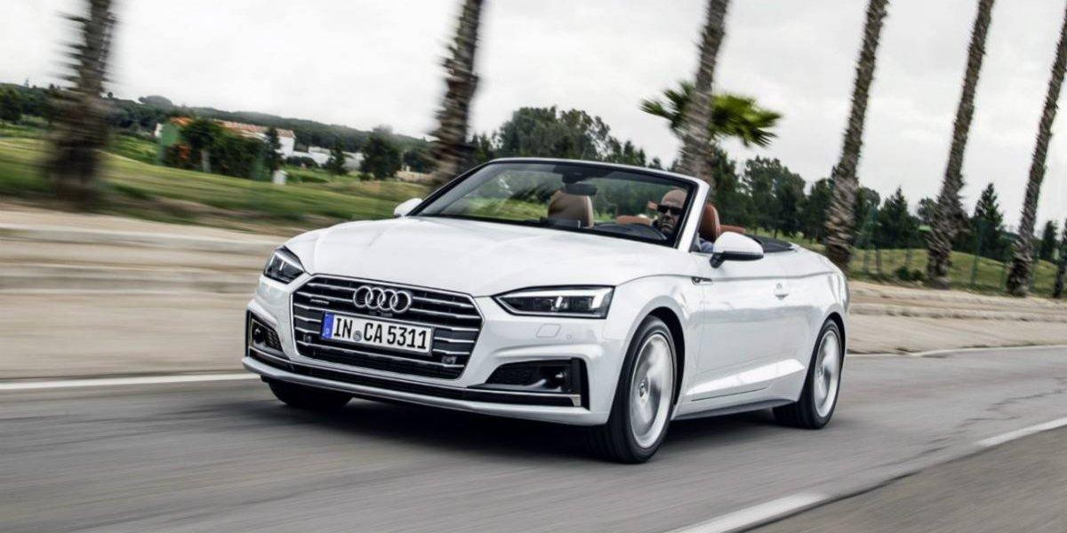 La gama A5 de Audi se completa con la llegada de Cabrio