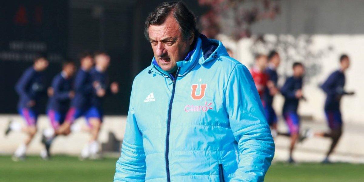 """En la U recuerdan a Bonini: """"Era muy apasionado y quería lo mejor para los jugadores"""""""