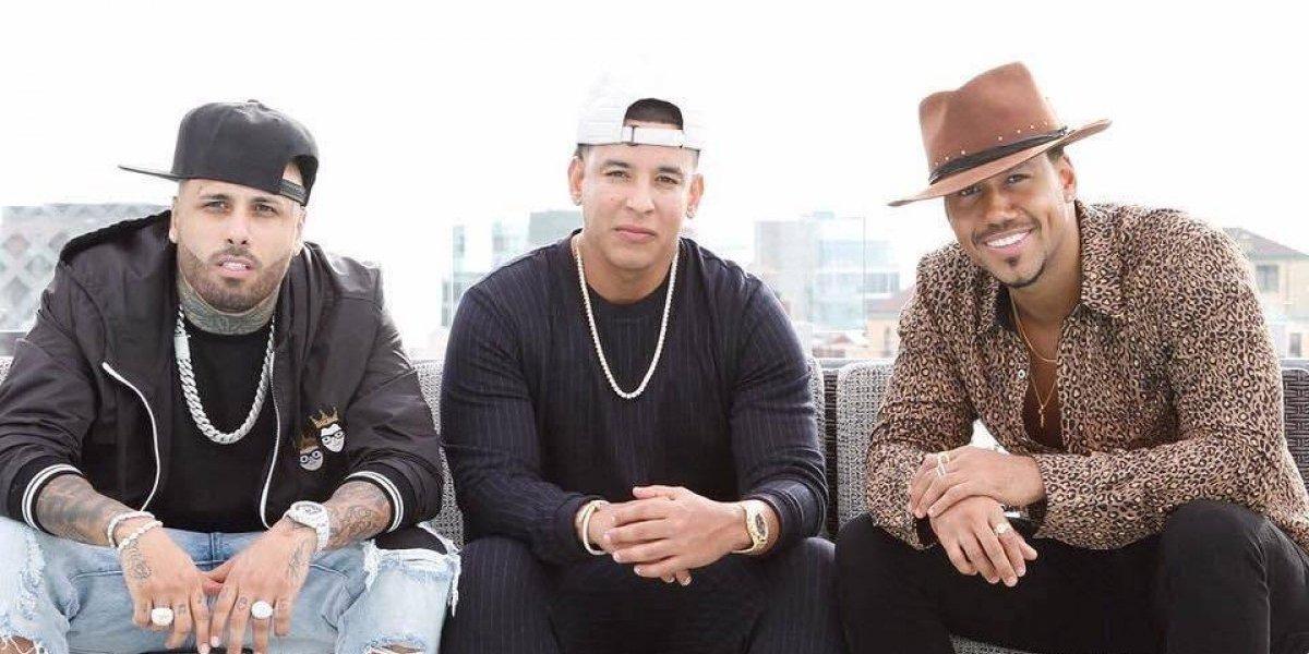 Romeo Santos, Daddy Yankee y Nicky Jams juntos y de estreno