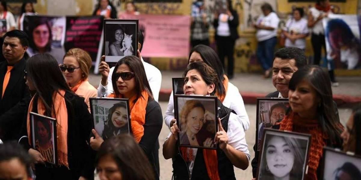 Marchan para promover la eliminación de la violencia contra las mujeres