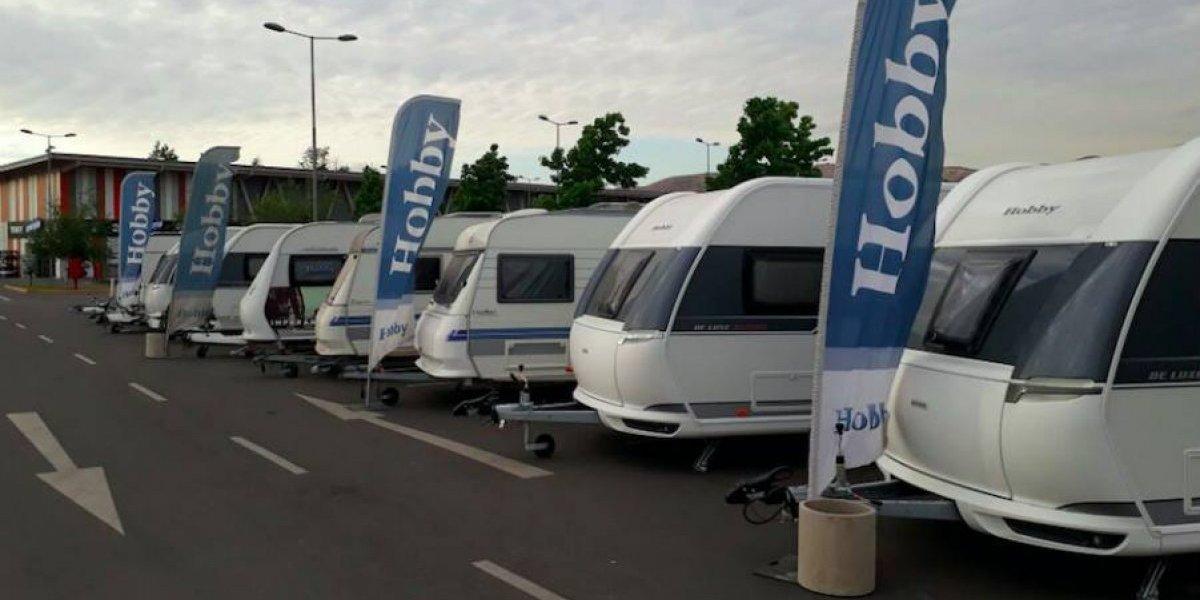 Las casas rodantes se reúnen en Movicenter con la Camping Fest
